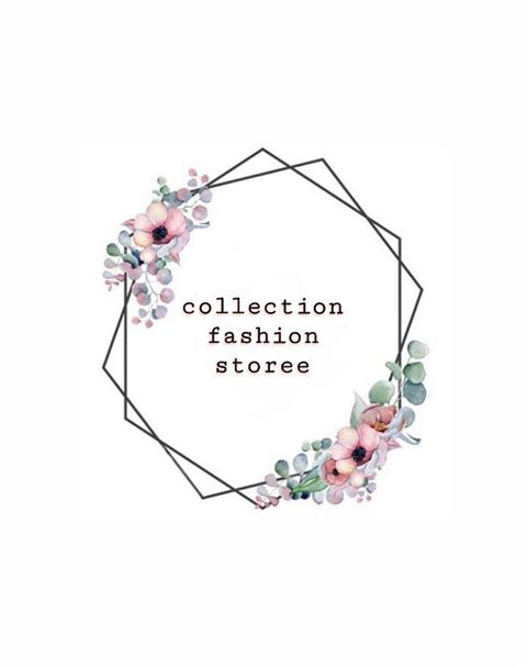 Collection fashion  store
